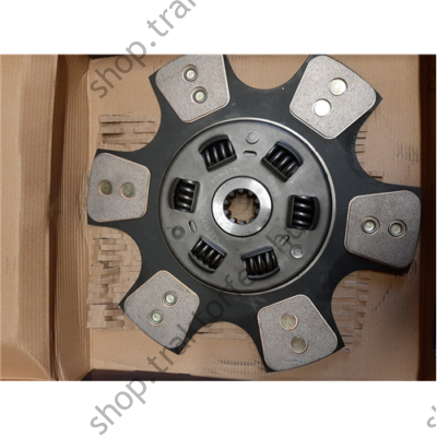 """Kuplungtárcsa JCB Fastrac D352mm / 1,3/8""""x10"""