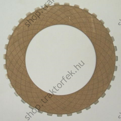 Lamella bevonatos 35 EXTH bronze/D177,5/d109/2 FM2279