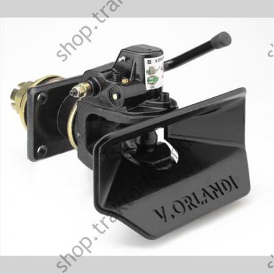 Vonófej automata V.Orlandi  - vonócsap átmérő   = 40 mm /140x80mm, D=110kN/