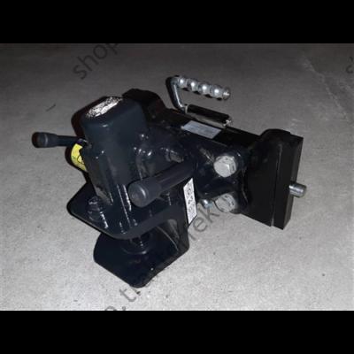 LBPU3303020+AH380A4 vonófej /fekete/ 330/30/20 mm