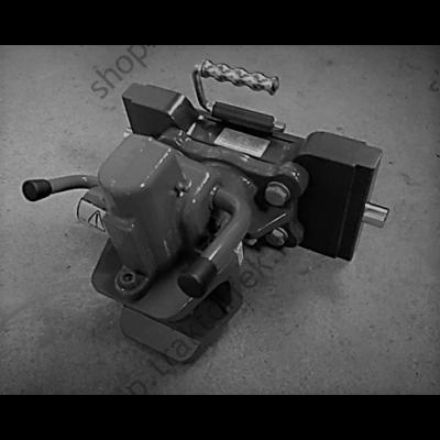 Vonófej komplett V.Orlandi LBPU-330-32-25+AH38HA4 (329/31,6/25) Fekete
