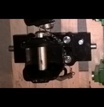 Vonófej mechanuikus komplett d31/329x32x25mm