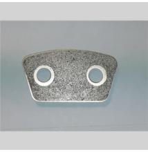 MIBA kuplungszegmens 3,6 mm/ BHK140.360