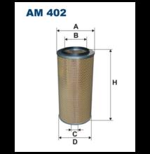 Levegőszűrő AM 402