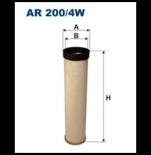 Levegőszűrő Filtron AR200/4W