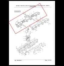 Rögzítő csap V835346219