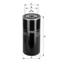 Hidraulika szűrő WD950/2