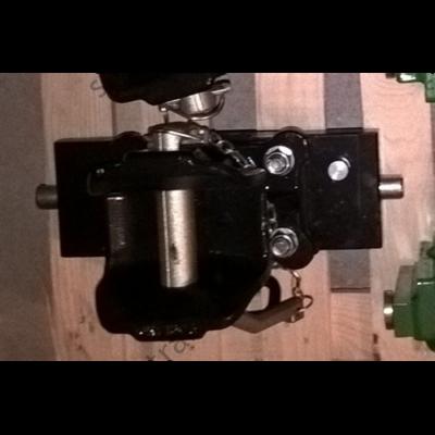 Vonófej mechanuikus komplett d31/ 329x31,6x25mm