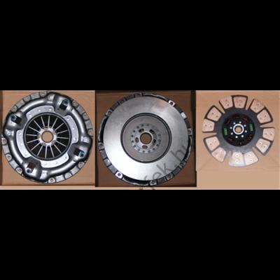 Kuplungszett JCB Fastrac (szerkezet + tárcsa)