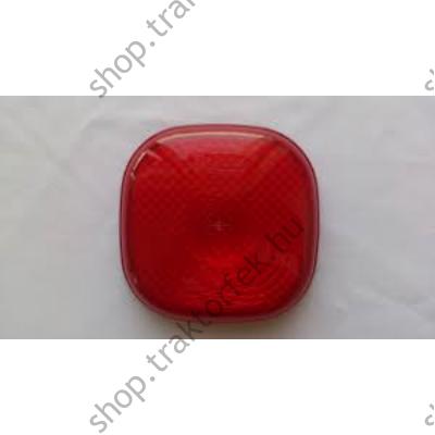Lámpabúra piros rakodó