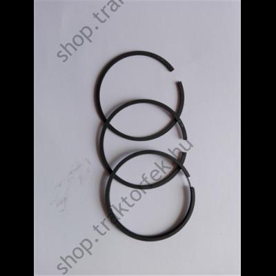 Kompresszor dugattyú gyűrű szett (d75* 2x2mm, 1x4mm) STD John Deere / Wabco utángyártott