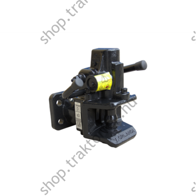 Vonófej automata 31mm-es csappal AH31H-4 V.ORLANDI /140x80xd17 - D100kN - S2500 /