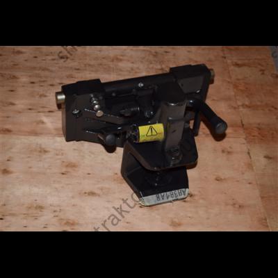 Vonófej komplett V.Orlandi  LANDINI gépekhez 333,5/37,5/25 / D84,3kN/S2500kg/Csap: 38mm