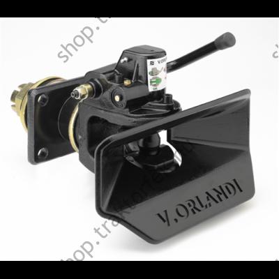 Vonófej automataV.Orlandi - vonócsap átmérő   = 40 mm /160x100mm, D=150kN/