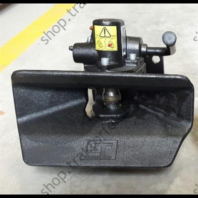 Vonófej automata GT /  V.Orlandi  - vonócsap átmérő   = 40 mm /140x80mm, DD=110kN/