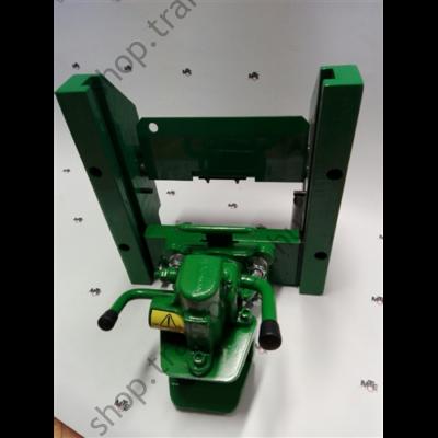 Vonószán + automata vonófej  V.ORLANDI John Deere gépekhez / 4 pozíciós