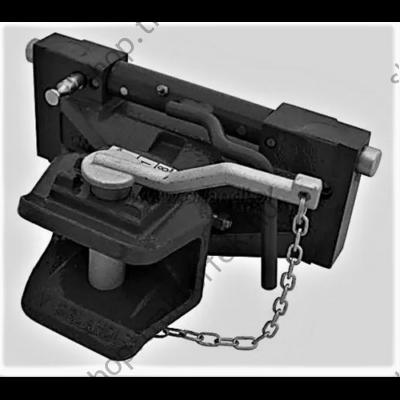Manuális vonófej d=31mm vonócsappal  V. Orlandi 260/38/25 mm felfogatással