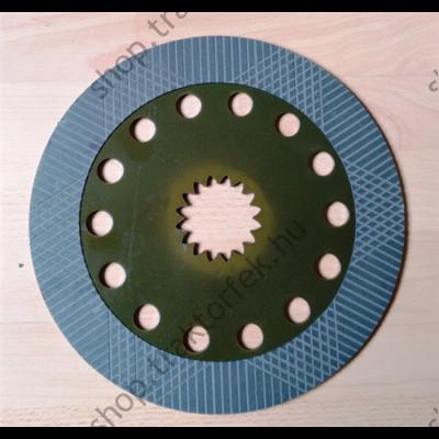 Féklamella CNH D301mm /INTH16x54mm