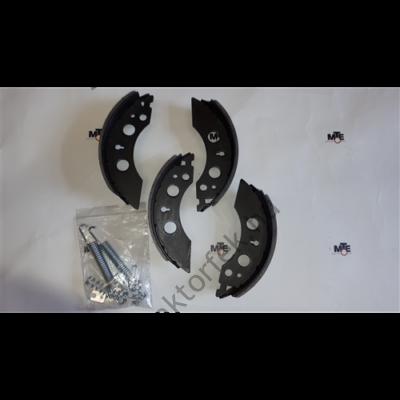 AL-KO fékpofa szett (200x50x4mm -4 db, rugókkal és kiegészítőkkel)