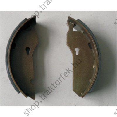 AL-KO fékpofa szett (160x35x4mm - 4 db, rugókkal és kiegészítőkkel)